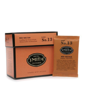 Smith Teamaker Herbal Tea - Red Nectar - 15 Bags