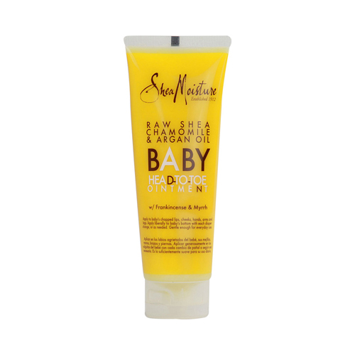 Shea Moisture Baby Head-To-Toe Ointment Organic - 4 oz