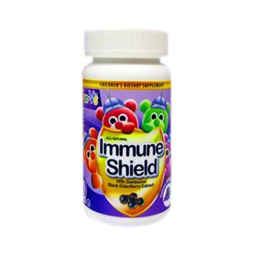 Yum V's Immune Shield with Sambucus - 60 Chews