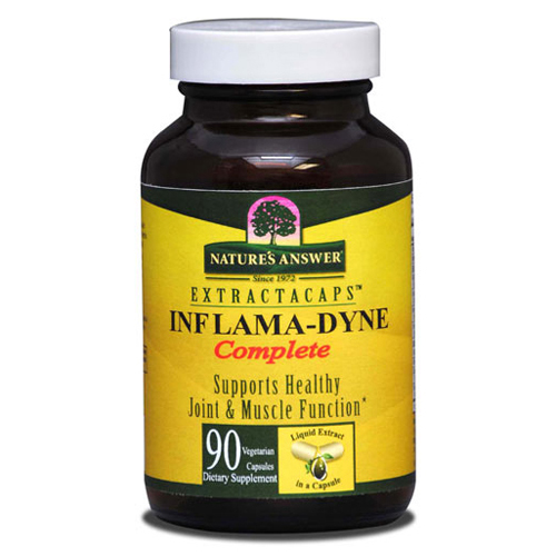 Nature's Answer Inflama-Dyne Complete - 90 Liquid Capsules