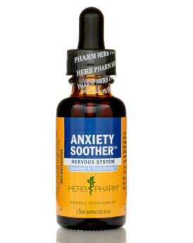Herb Pharm Anxiety Soother - 1 fl oz